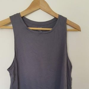 Old Navy Large Gray Tank Top